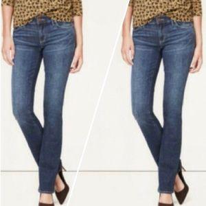 3/$25 🎁 NWT Ann Taylor Loft Curvy Boot Cut Jeans